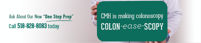 Gastroenterology at CMH, treating IBS, colitis, acid reflux